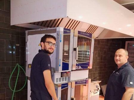 Assistenza Electrolux Professional Roma Latina Frosinone