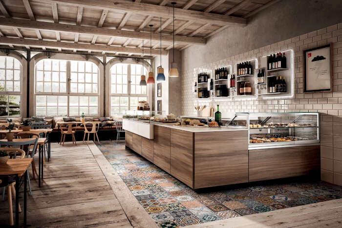 Arredamemto Wine Bar e Lounge Bar